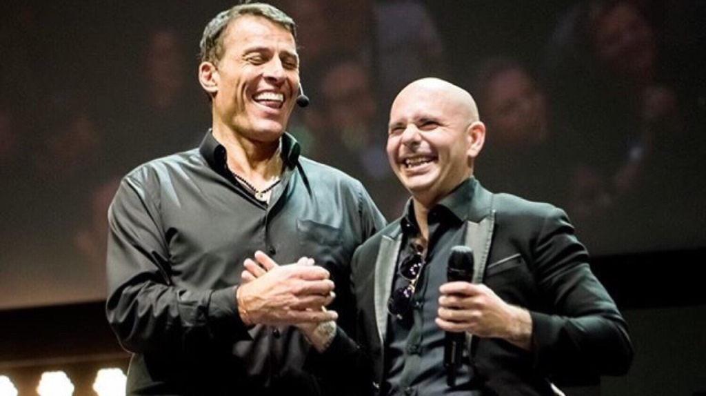 tony robbins unleash the power within event